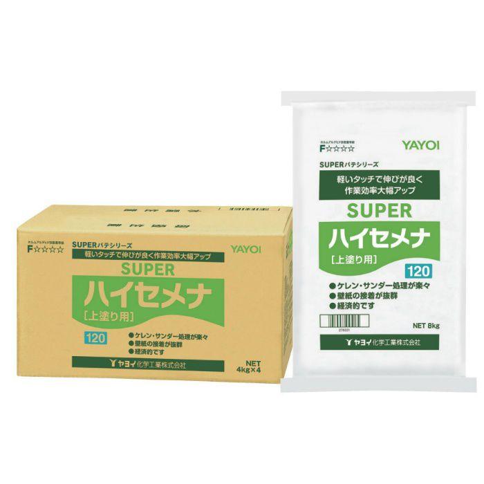 SUPERハイセメナ120 (4kg×4袋) 278231