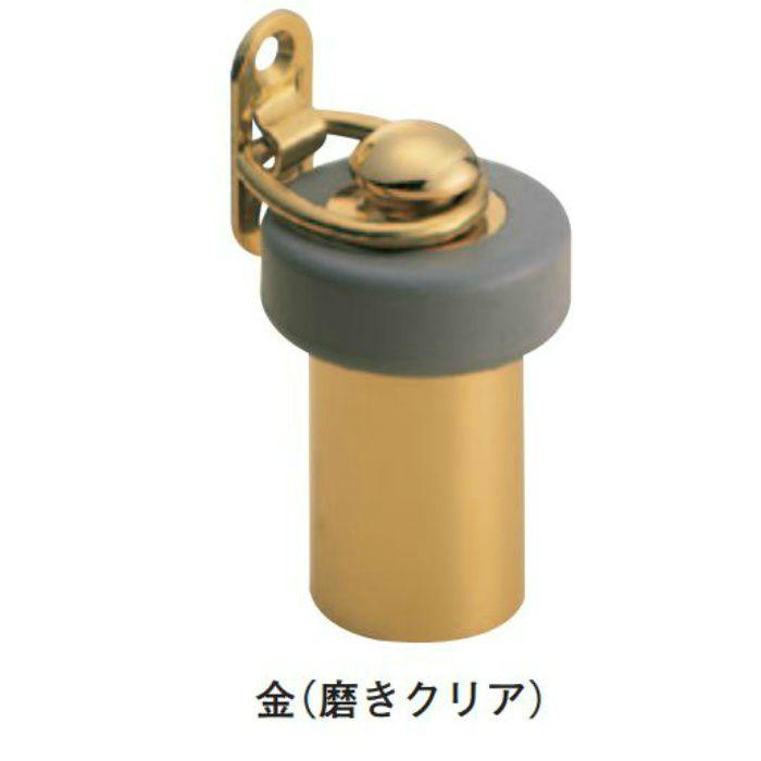 ロイヤル戸当り アオリ止め 45 (磨きクリア) RB-41 金 10個/ケース