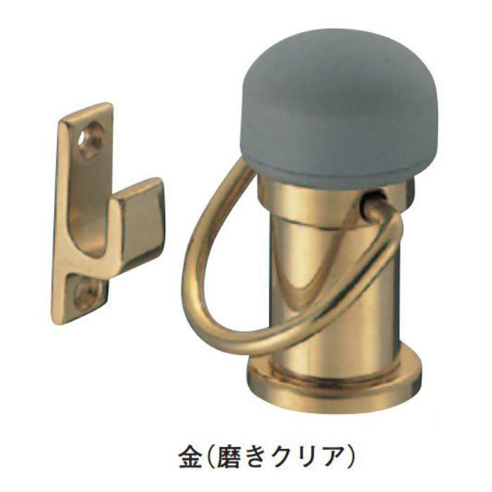 マロン戸当り アオリ止め 90 (磨きクリア) RB-25 金 6個/ケース