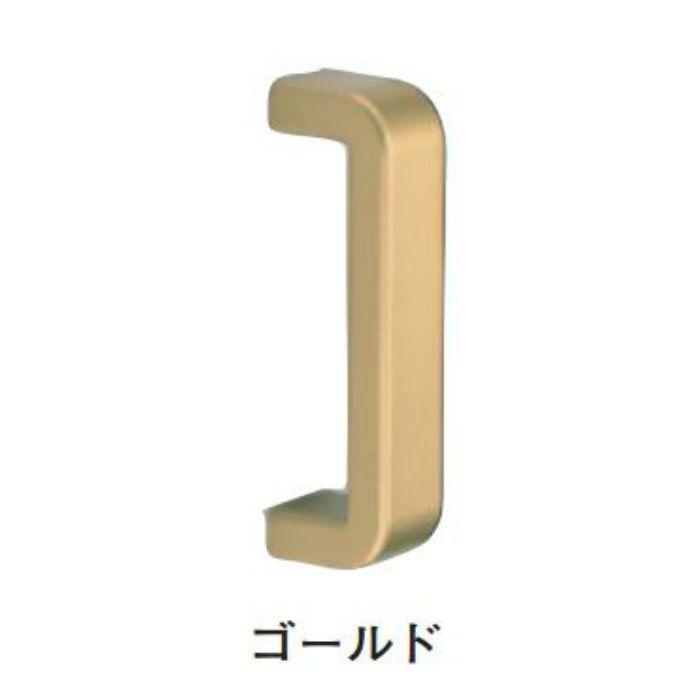 角形取手 両面用 DZ-30 ゴールドアクリル塗装 5組/ケース