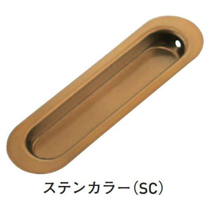 藤 戸引手 105mm SUS304 ステンカラー 30個/ケース