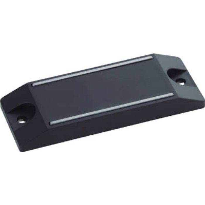 TSM130BK マグネットキャッチ 樹脂製・平型