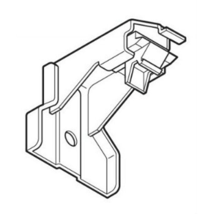 ネクスティ LTエキストラシングルブラケット ミディアムグレイン 20個/小箱