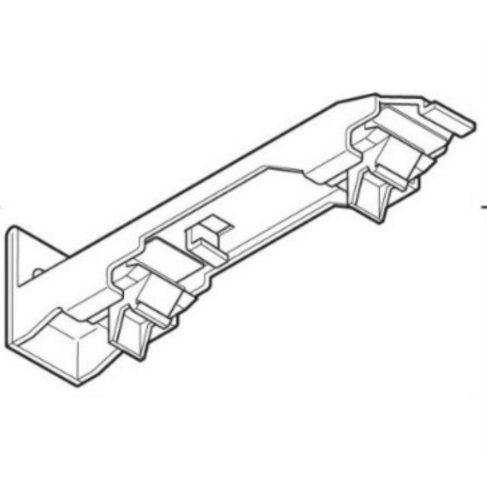ネクスティ ダブルブラケット ミストシルバー 20個/小箱