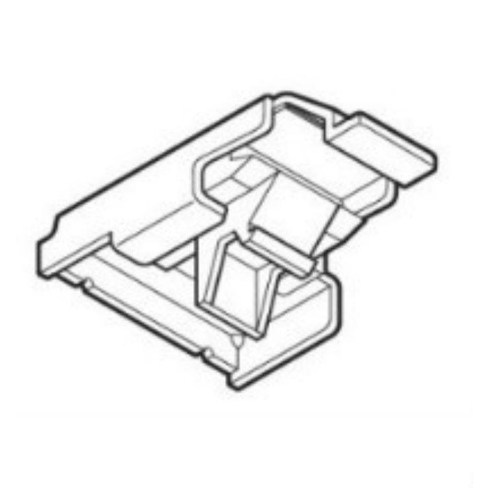 ネクスティ 天井付シングルブラケット ブラック 30個/小箱