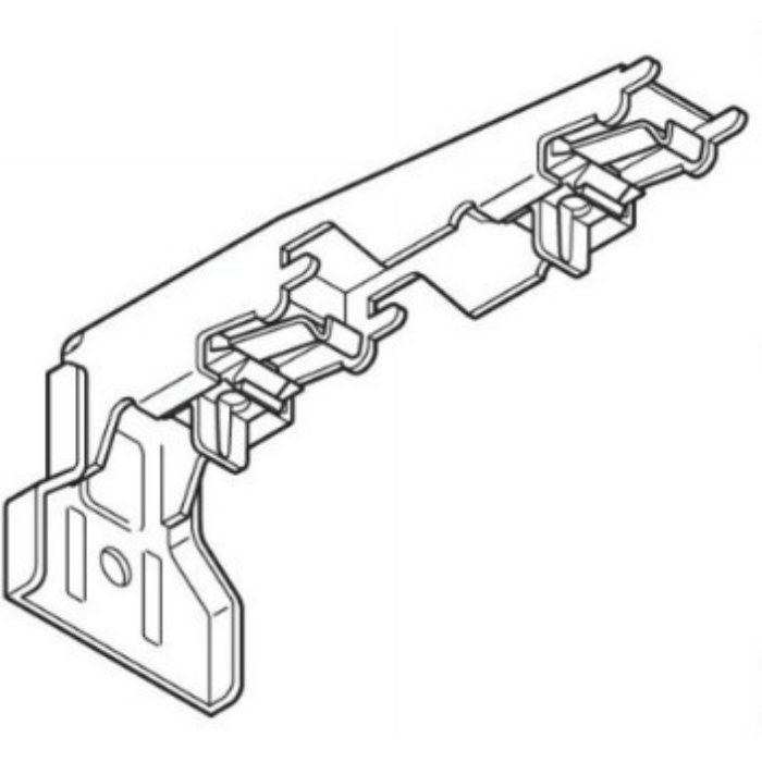 エリート LTダブルブラケット ライトグレイン 20個/小箱