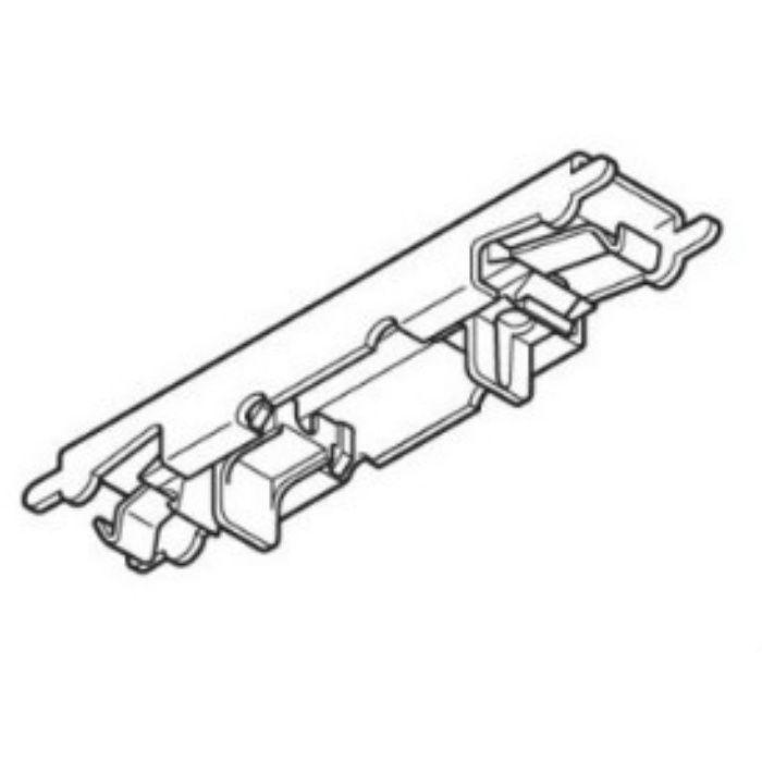 エリート 天井付ダブルブラケット アッシュグレイン 20個/小箱