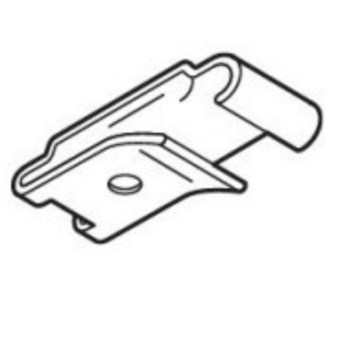 セルフィ 天井付シングルブラケット アンバー 50個/小箱