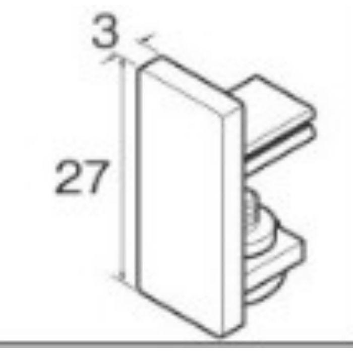 ピクチャーレール キャップW-1 ナチュラルグレイン