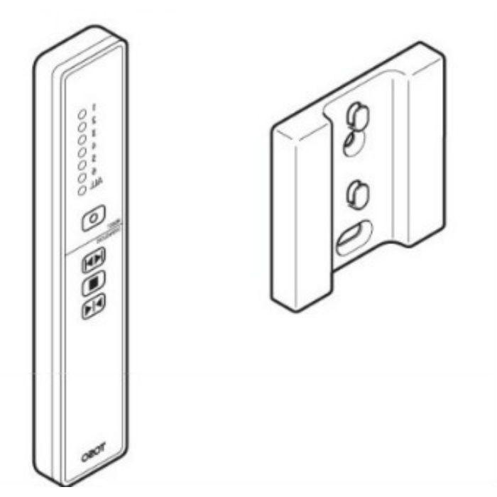 FMリモコン 送信機 2.4G