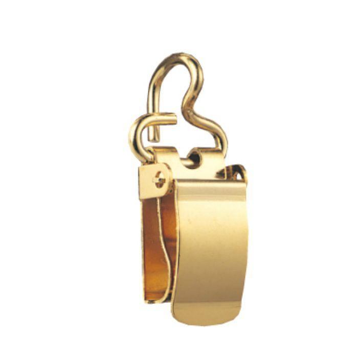 クリップランナーフック式A ゴールド バラ