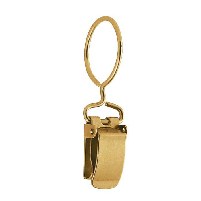 クリップランナーリング式 ゴールド 6個/袋