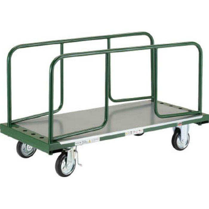 TDPT25062 長尺用運搬車 サイドハンドルH600型 1300X602