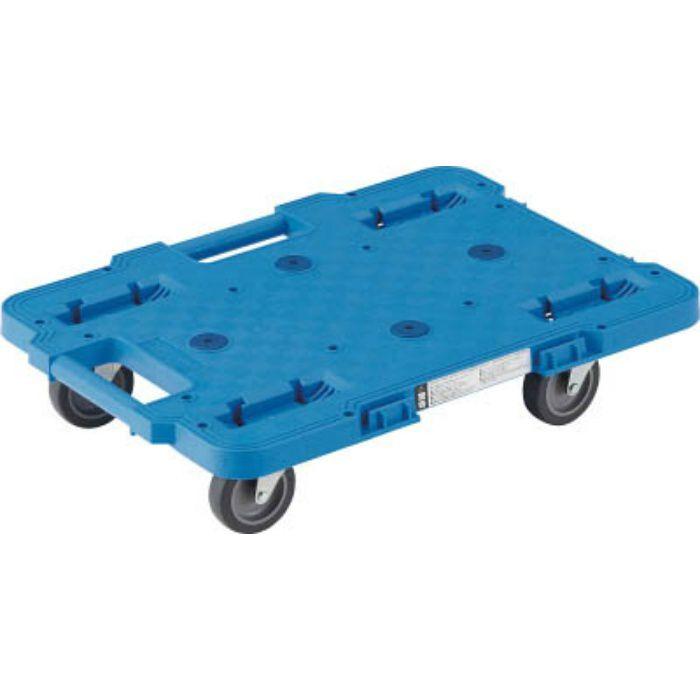 MPB600JB ルートバン 400X600 4輪自在 青