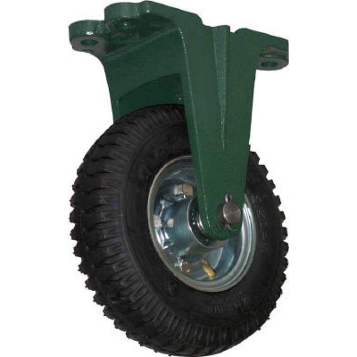 OARK223 鋼鉄製運搬車用空気タイヤ 鋳物金具固定Φ223(2.50-4)