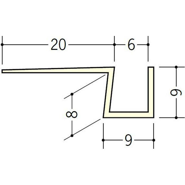 MB目地6 ミルキー 3m 37203-2