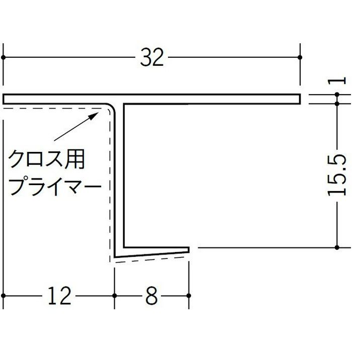 CP-15 ホワイト 1.82m 34034