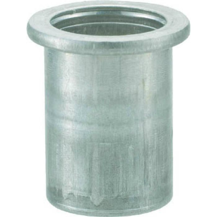 TBN5M25AC クリンプナット平頭アルミ 板厚2.5 M5X0.8 1000個入