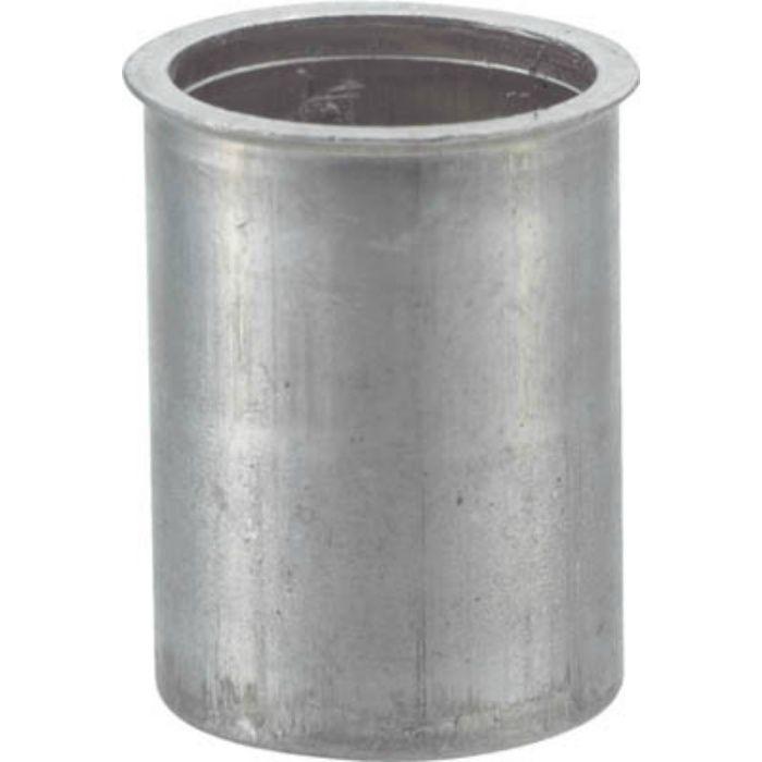 TBNF4M15A クリンプナット薄頭アルミ 板厚1.5 M4X0.7 (33個入)