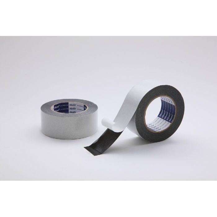 アクリル両面防水気密テープ 黒 D5331 50mm×20m 36巻/ケース