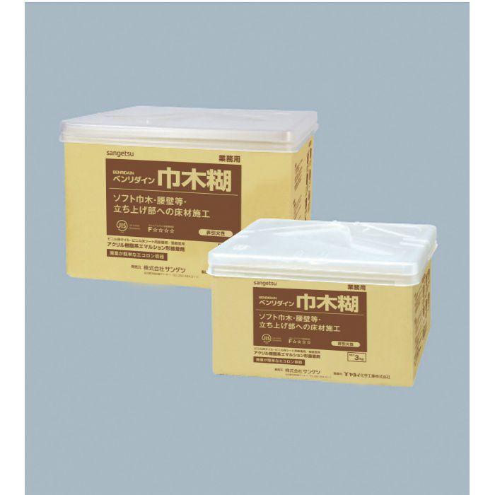 BB-560 巾木糊 8kg/缶 巾木・垂直面施工用接着剤