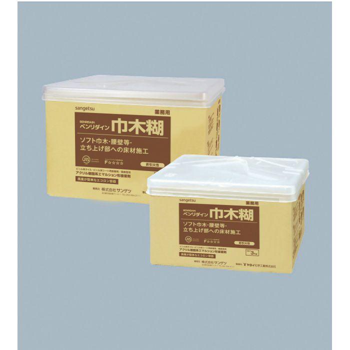 BB-561 巾木糊 3kg/缶 巾木・垂直面施工用接着剤