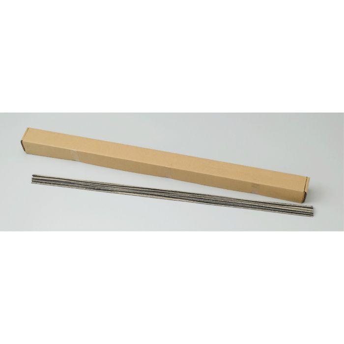 925-3504 デザイン目地棒 黒 5mm巾 50本/ケース