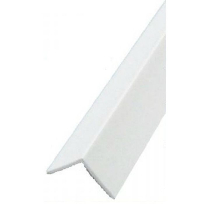 塩ビアングル(白) アングル(25mm) t=1.5mm