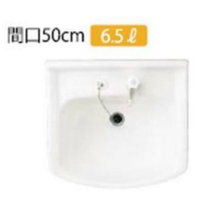 グランティスC W500 1面鏡 単水栓 ホワイト RMIW50B1+WE5WA3+K136QAC 【セット品】