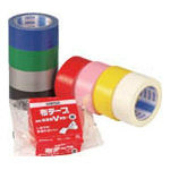 N60RV03 布テープNo.600Vカラー 赤