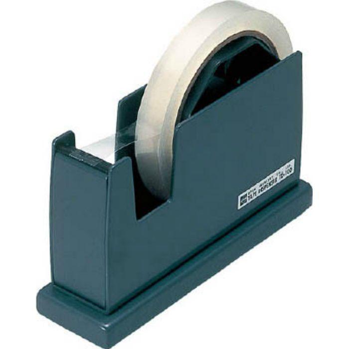 TD100BK テープカッター 黒