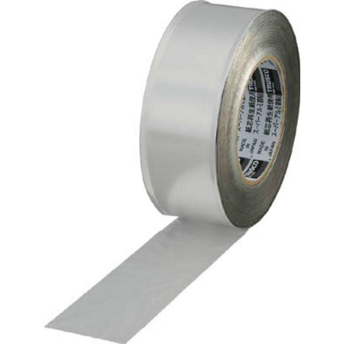 TRAT502 スーパーアルミ箔粘着テープ ツヤなし 幅50mmX長さ50m