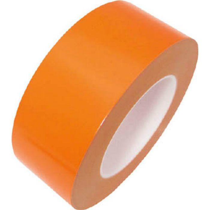 NR50CR1PYR クリーンルーム用ラインテープ 50mm×50m オレンジ