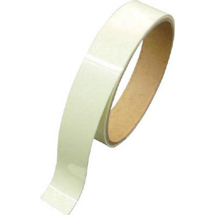 72005 高輝度蓄光テープ 50mm幅×10m 屋内用 PET