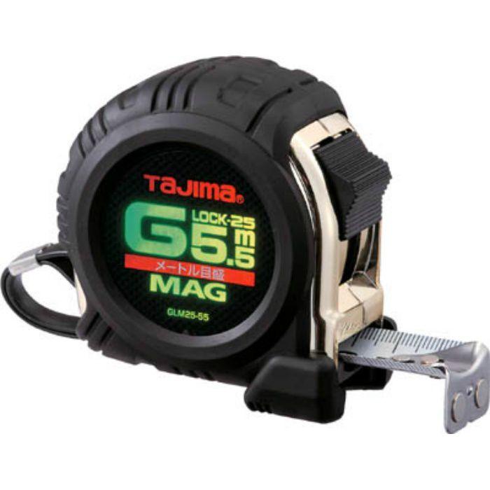GLM2555BL Gロックマグ爪25 5.5m/メートル目盛/ブリスター