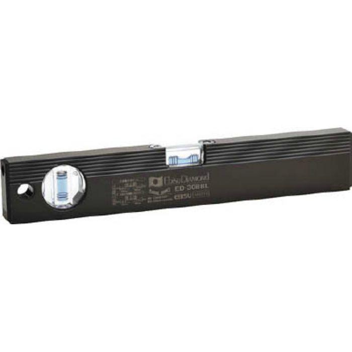 ED30BBL ベーシックレベルブラック 300mm ブラック/ブルー