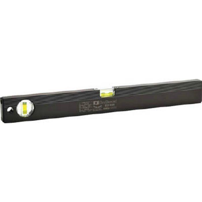 ED45B ベーシックレベルブラック 450mm ブラック/グリーン