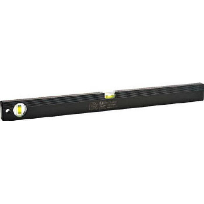 ED60MB 磁石付ベーシックレベルブラック600mm ブラック/グリーン