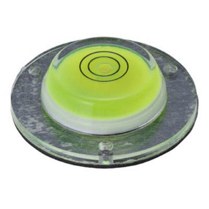 EDCIM 磁石付丸型レベル