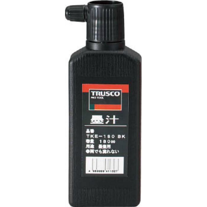 TKE180 墨汁 180cc 黒