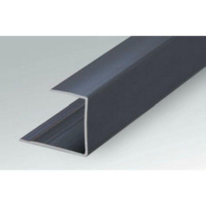 断熱材用ジョイナー コ型 ビニール コ型26 コスモブラック 2.73m  35064-4
