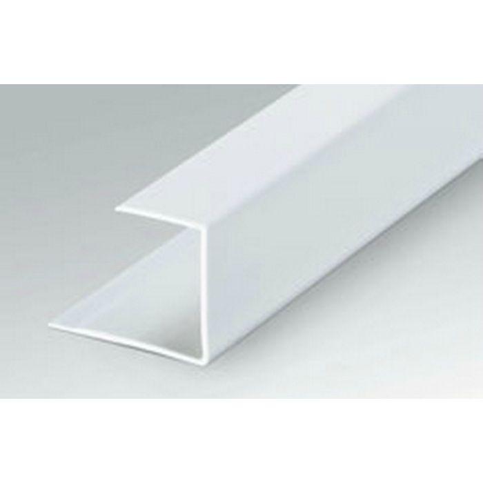 断熱材用ジョイナー コ型 ビニール コ型36 ホワイト 2.73m  35063-1