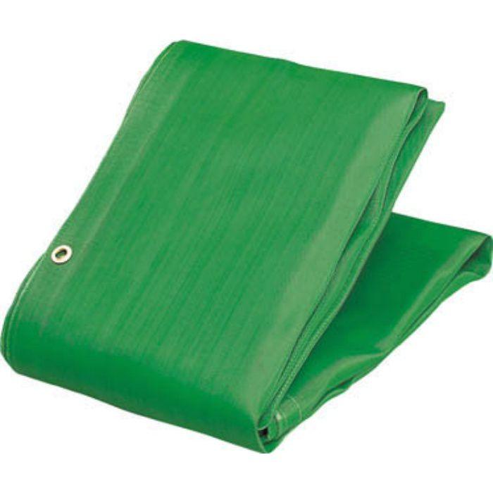 GM1854A ソフトメッシュシートα 幅1.8mX長さ5.4m 緑