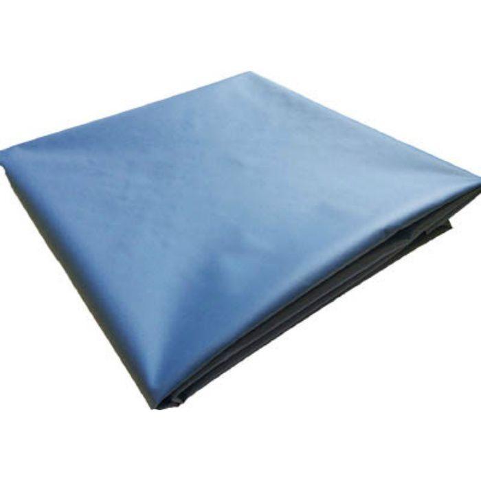TPS1827B ターポリンシート ブルー 1800X2700 0.35mm厚