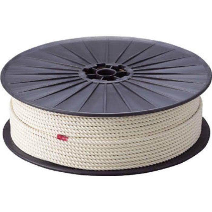 R9150M 綿ロープ 3つ打 線径9mmX長さ150m