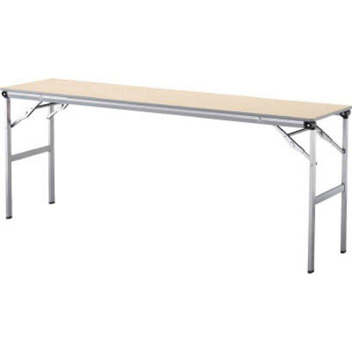 LOT1845NA 折畳みテーブルLOT 棚無し1845サイズ ナチュラル