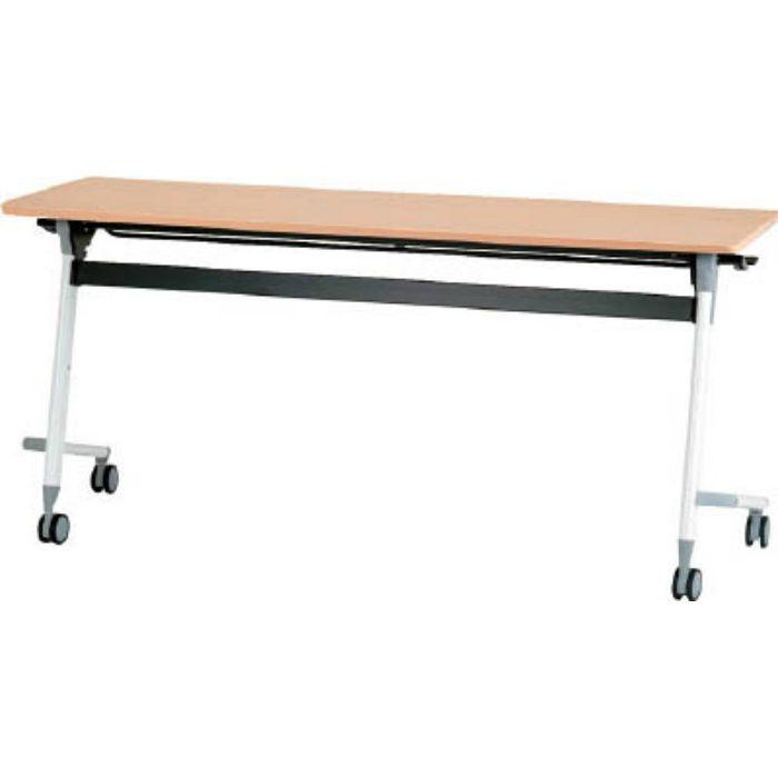 CFVA30SW フライングテーブル 1800×450×700 シルクウッド