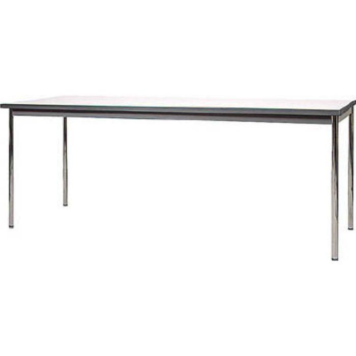YUK1560 ウレタン一体成形エッジミーティングテーブル 1500X600