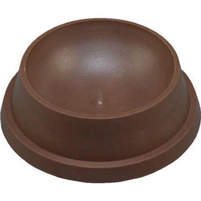 KGH77 キャストップ 50MM双輪キャスター用 茶 (4個入)