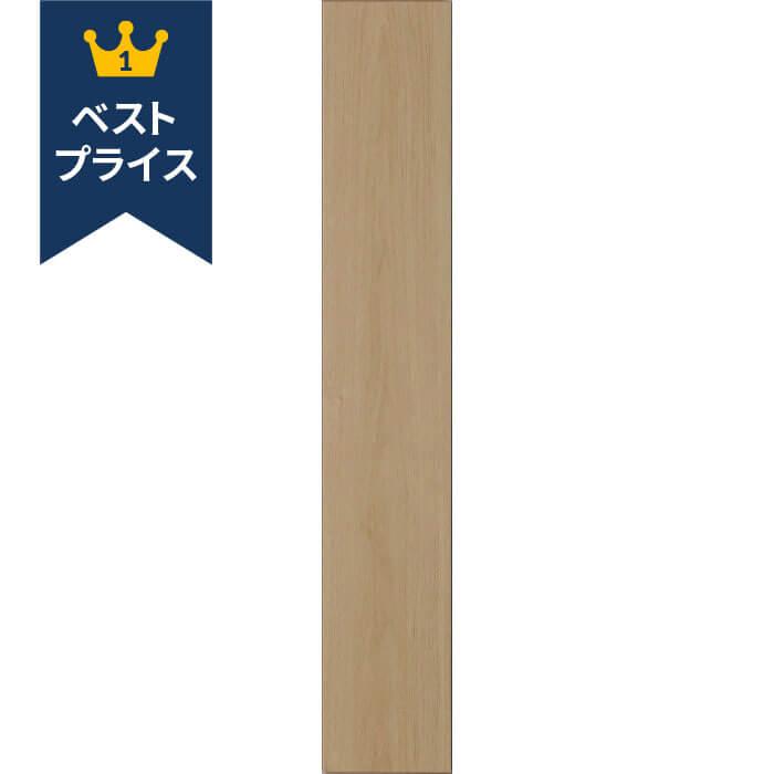 吸着フローリング ウォールナット柄(ライト) YX169-72 リモデル用床材